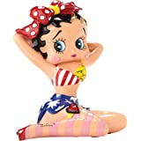 Betty Boop by Britto Mini with Bow Ornament