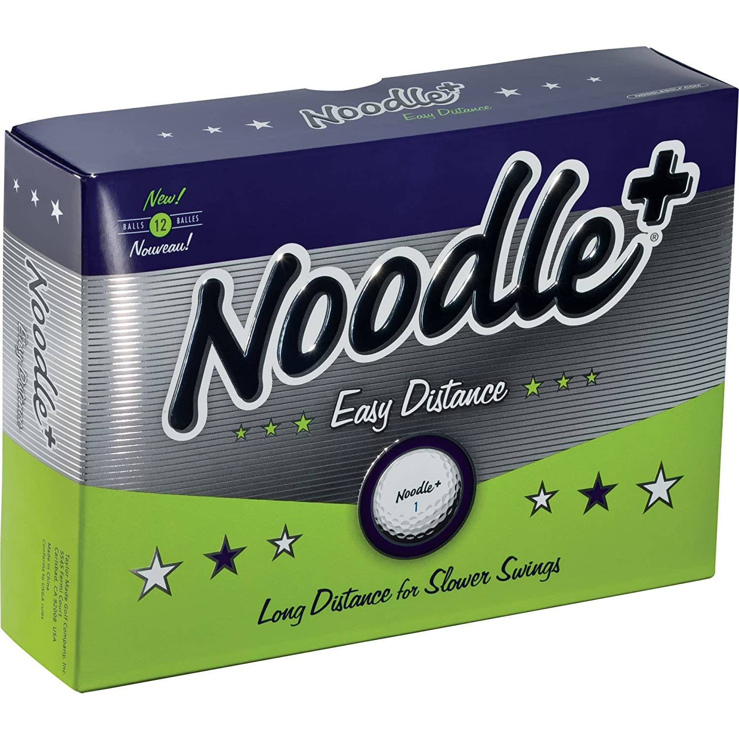 Noodle Plus Easy Distance Balls