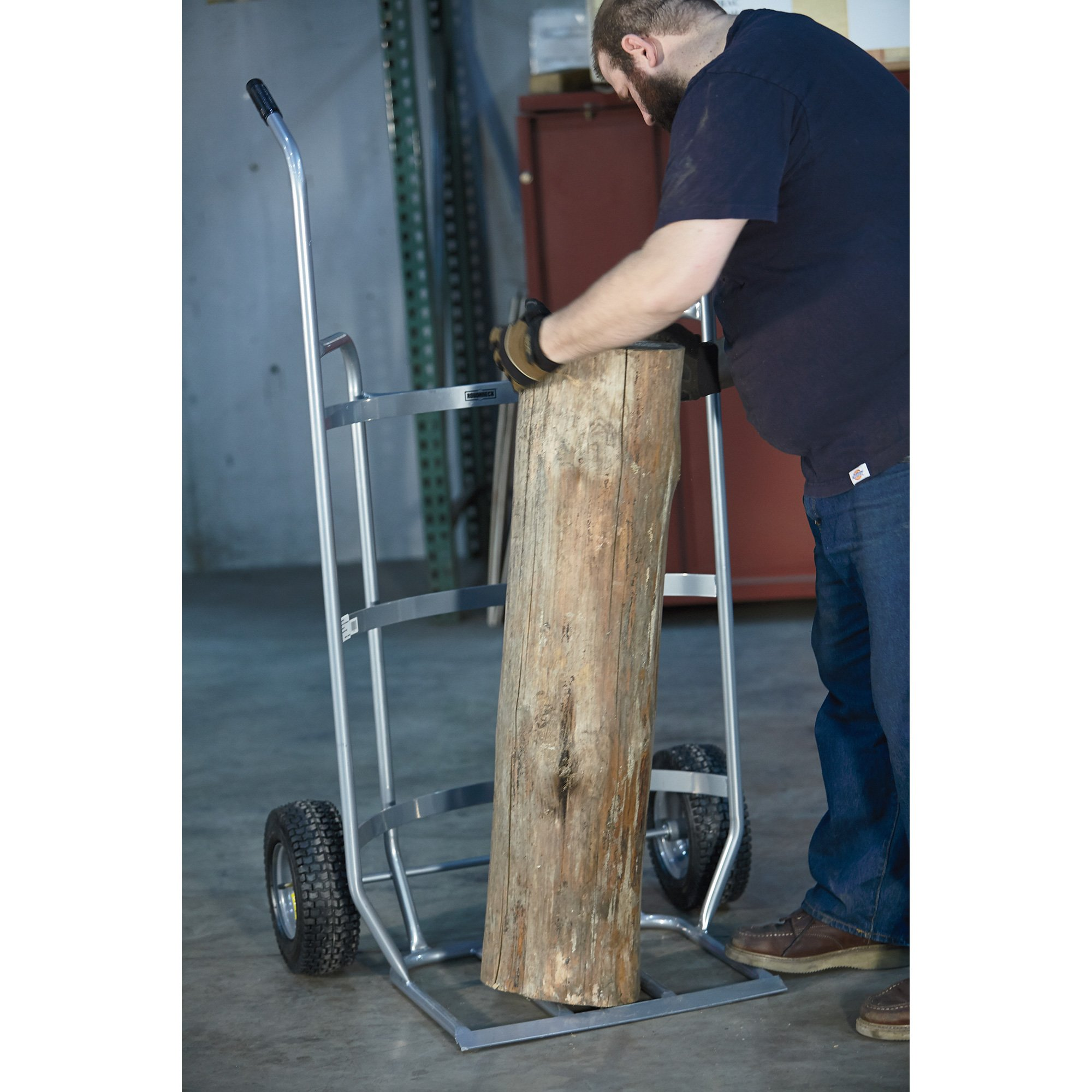 Roughneck Landscaping Hand Truck - 700 Lb. Capacity