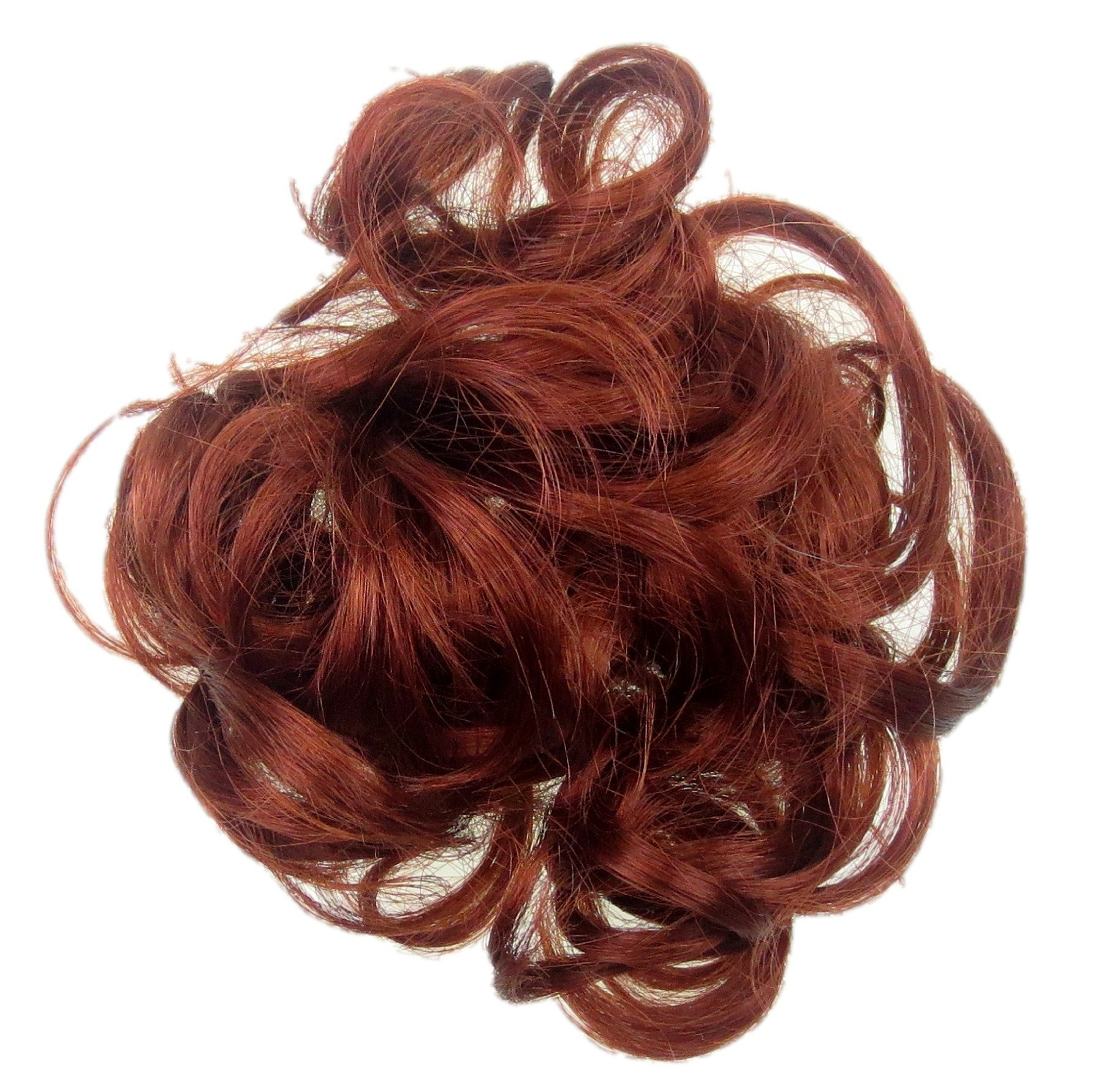 Amazon New Style Hair Extension Scrunchie Up Do Down Do Spiky