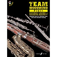 Team Woodwind: Flute (With Free Audio CD) (Team Series)