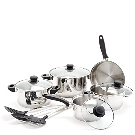 Amazon.com: Old Dutch 1515 Juego de utensilios de cocina y ...