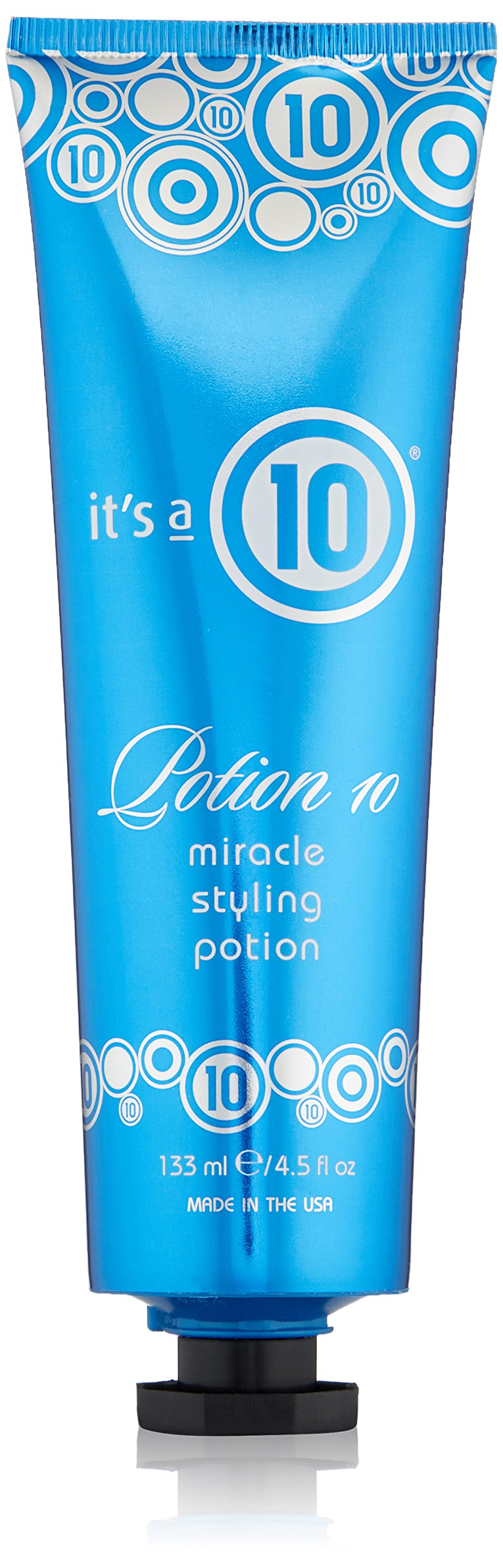 It's a 10 Haircare Potion 10 Miracle Styling Potion, 4.5 fl. oz.