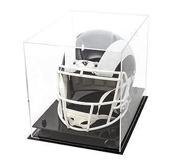 f2ed6adb Deluxe Acrylic Full Size Football Helmet Display Case