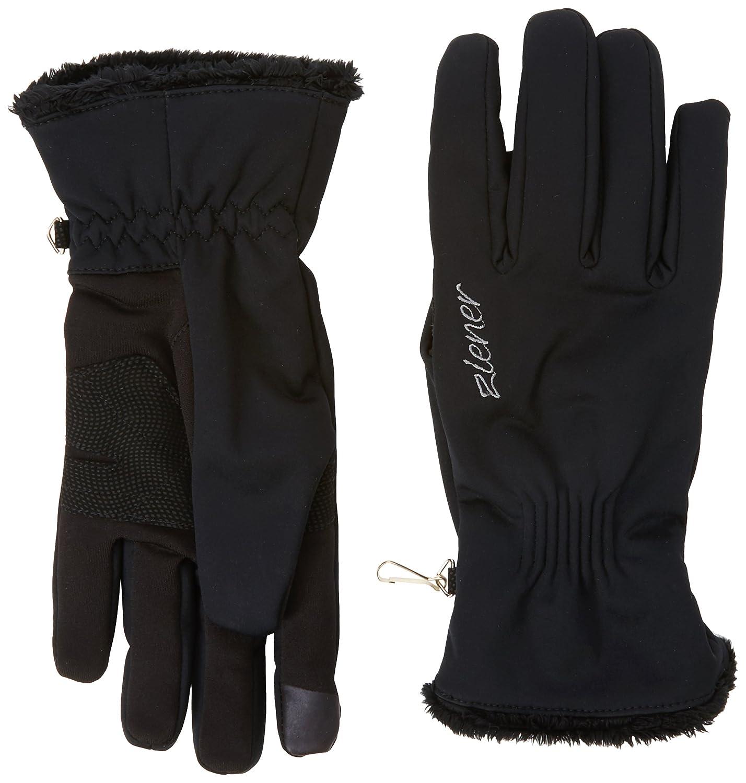 Ibrana touch Lady glove Ziener grey melange