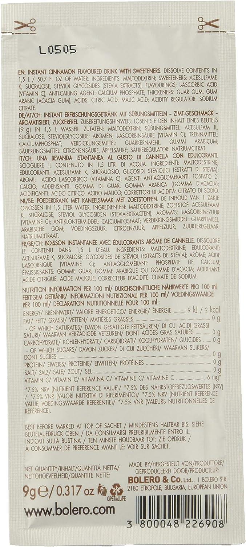 Bolero Classic Cinnamon - Paquete de 24 x 9 gr - Total: 216 ...