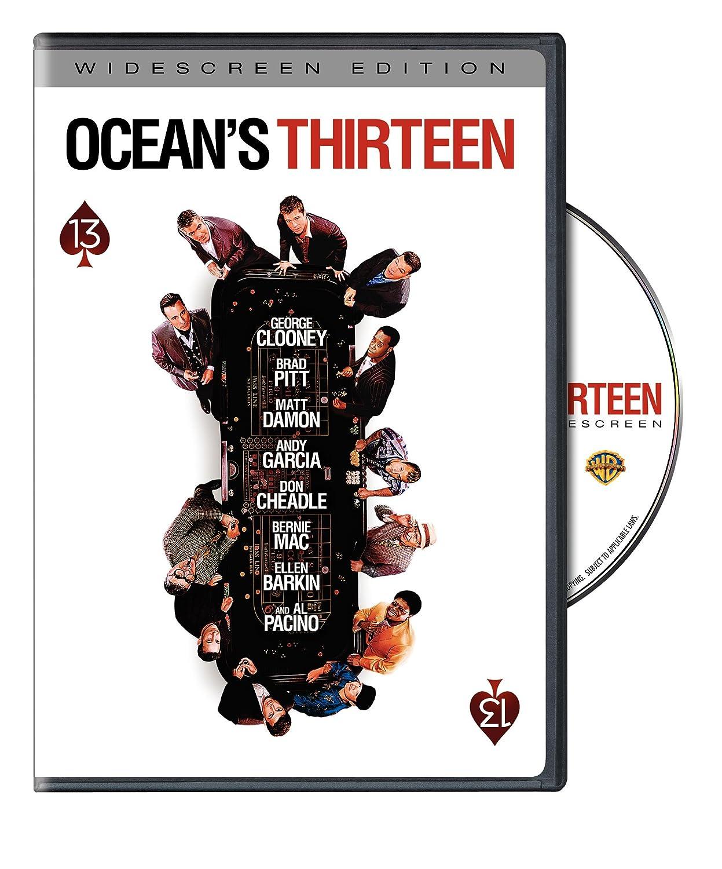 Ocean S Thirteen Widescreen Edition Dvd Blu Ray