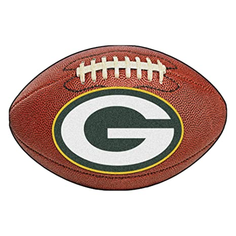 20f694f3 Fanmats Green Bay Packers Team Football Mat