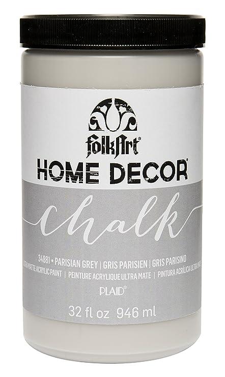 Amazon Com Folkart 34881 Home Decor Chalk Furniture Craft Paint