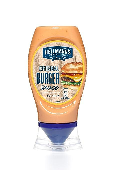 Hellmaanns Salsa Burger - 25 cl