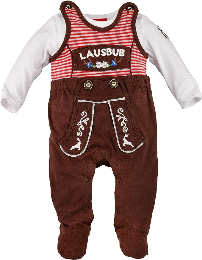BONDI Fleecejacke /´Gipfelheld/´ Tracht Baby Jungs Artikel-Nr.91213