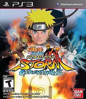 Naruto Shippuden: Ultimate Ninja Storm Generations: Amazon.es: Videojuegos