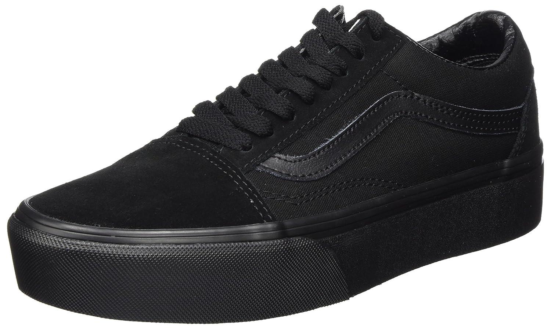 6b67be9227 Vans Women s s Old Skool Platform Trainers  Amazon.co.uk  Shoes   Bags