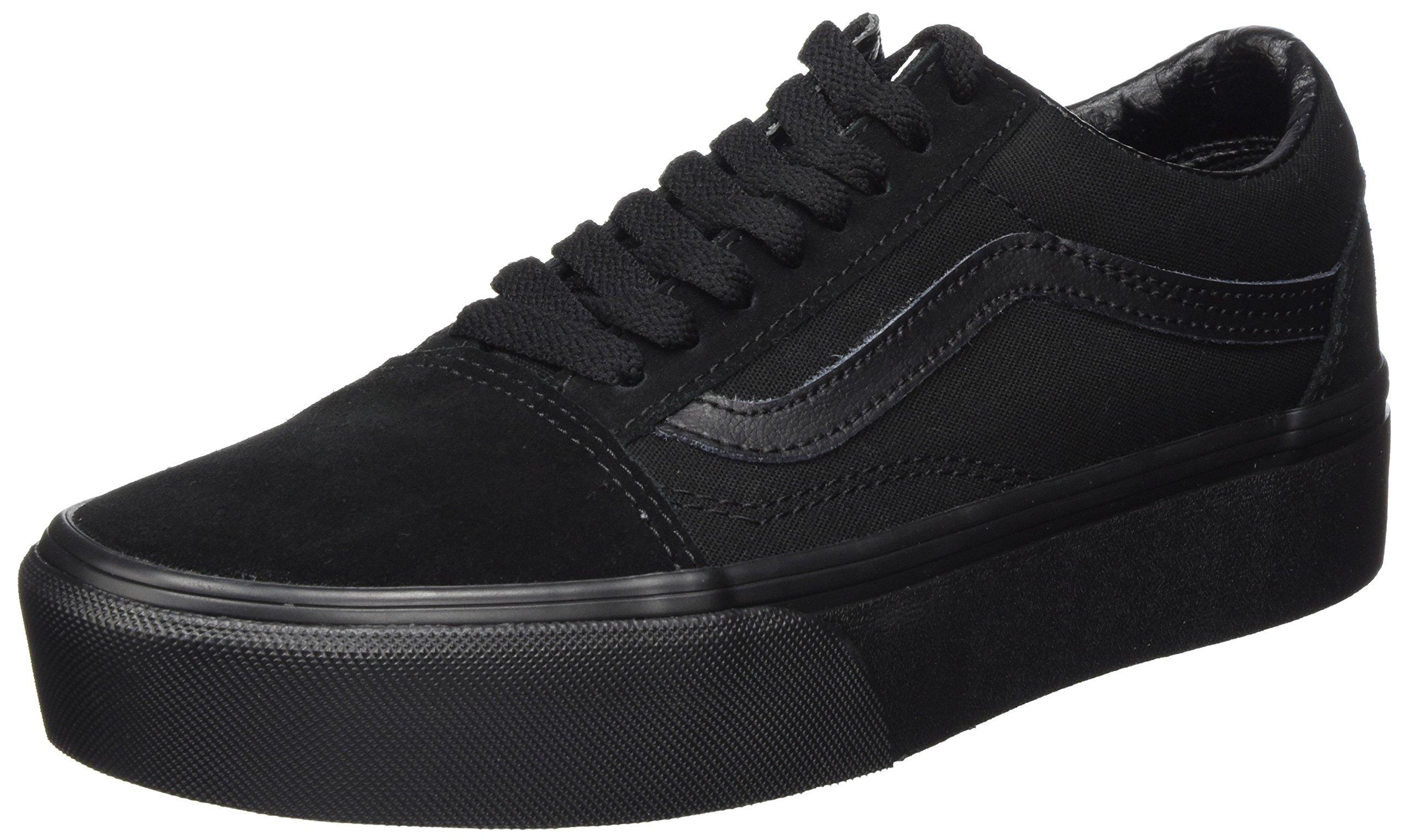 4c792eca61b Galleon - VANS Old Skool Platform Sneaker Skate Canvas