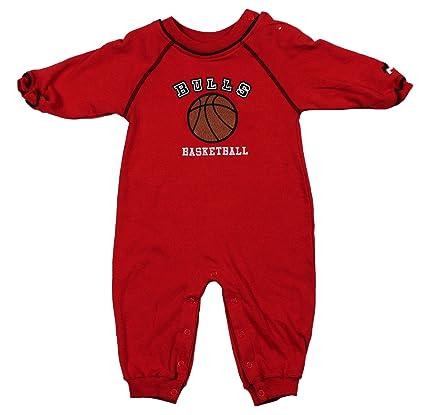 145c88cc3 Amazon.com  Mighty Mac Chicago Bulls NBA Baby Boys Infant ...