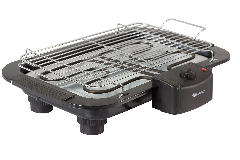 Severin Elektrogrill Kurzschluss : Amazon.de: suntec elektrischer standgrill bbq 9158 [für innen