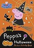 Peppa Pig: Peppa's Halloween: Sticker Activity Book