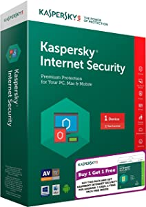 Kaspersky Internet Security Latest Version- 1 PC, 3 Years (Email Delivery in 2 hours- No CD)
