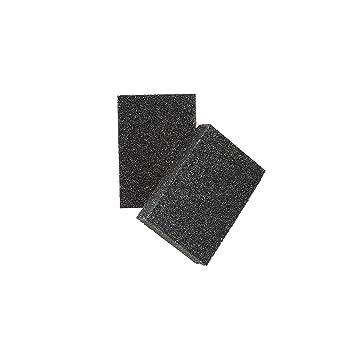 Limpieza Esponja y estropajo con Rahina – Piedra – negro Caspio – mejor goma de borrar
