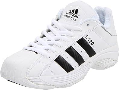M 5 da 10 Scarpe basket da biancoblackwhite uomo 2g Super Adidas Star vaSxPqaw
