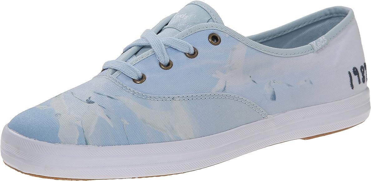 Amazon Com Keds Women S Taylor Swift Tour Seagull Blue 11 M Us Fashion Sneakers