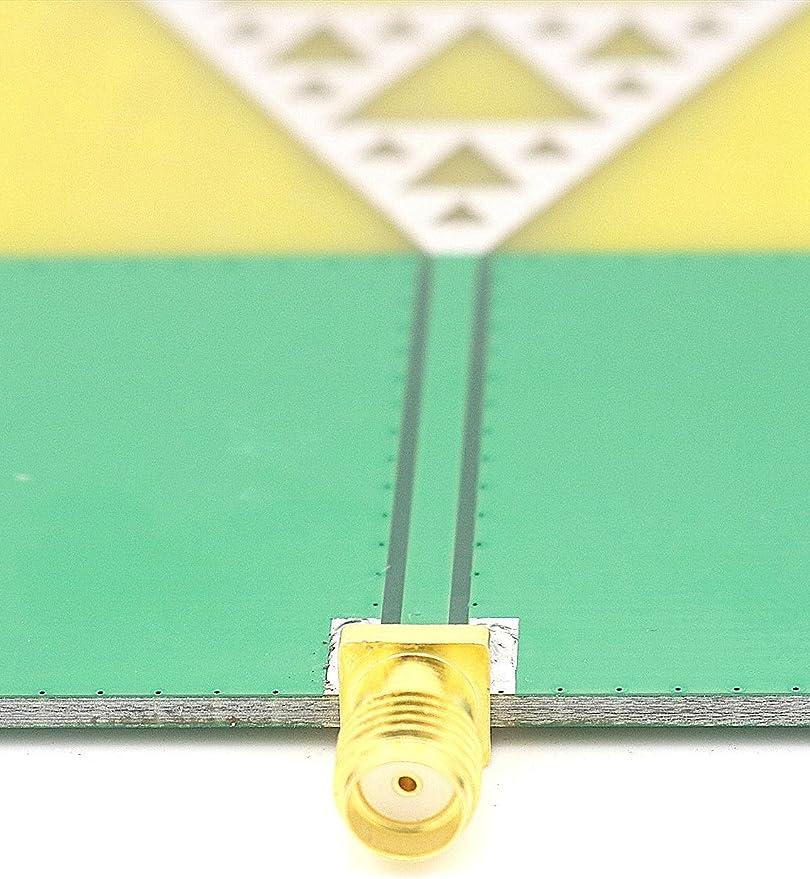 SMAKN Antena Fractal Forma de Árbol.Multi-Banda, Alta integración