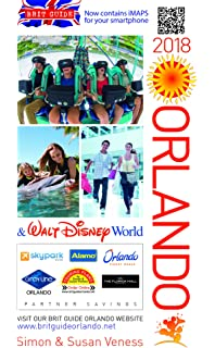 Orlando Tourist Map Florida Usa 7th Edition Amazon Co Uk Steve