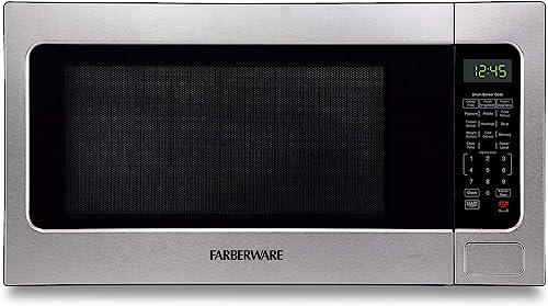 Farberware 2.2 Cu. Ft. 1200-Watt Microwave Oven