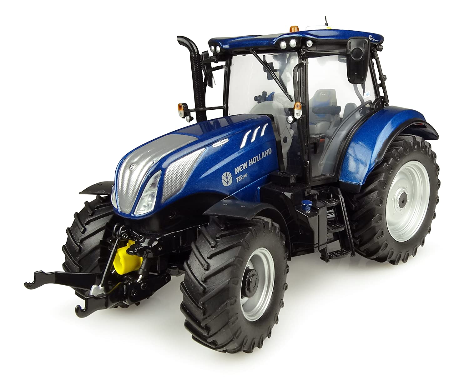 UNIVERSAL HOBBIES UH4959 NEW HOLLAND T6.175 BLUE POWER 1:32 MODELLINO DIE CAST