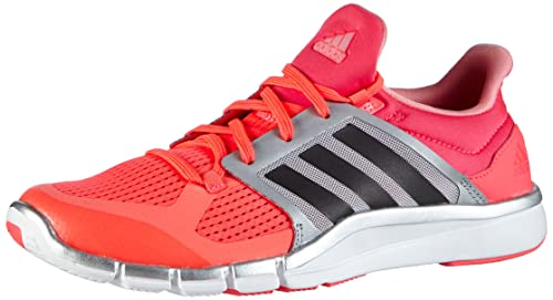 adidas Adipure 360.3 Womens Fitness Sneakers/Shoes-Pink-5.5