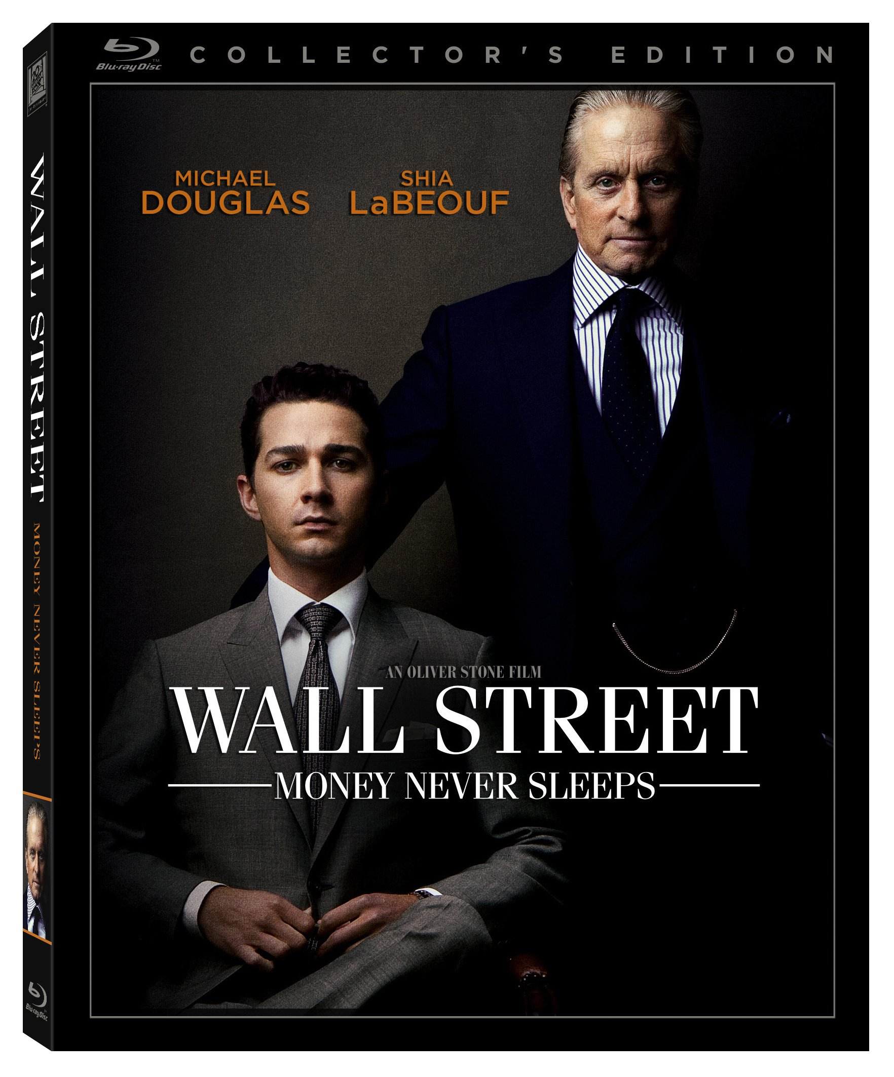 Blu-ray : Wall Street: Money Never Sleeps (Digital Copy, Subtitled, Dubbed, Dolby, AC-3)