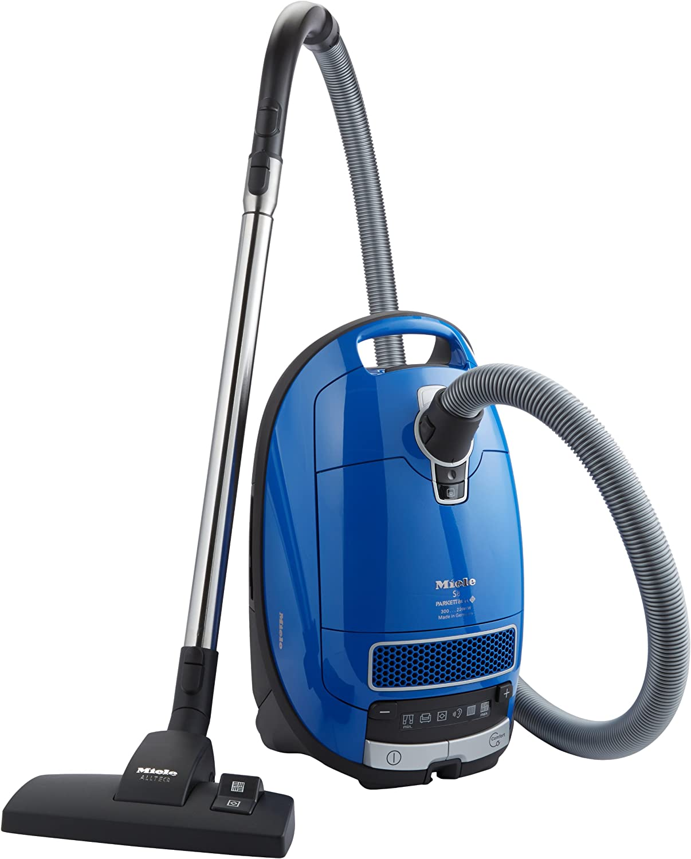 Miele S8 Parkett&Co - Aspiradora, 2200 W, color azul: Amazon.es: Hogar