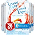 Crystal Light Pitcher Packs, Strawberry Orange Banana, 4 Count (Pack Of 28)