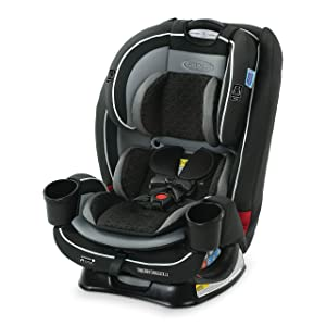 Graco TrioGrow SnugLock LX 3 in 1 Car Seat | Infant to Toddler Car Seat, Sonic