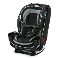 Graco TrioGrow SnugLock LX 3 in 1 Car Seat, Infant to Toddler Car Seat, Sonic