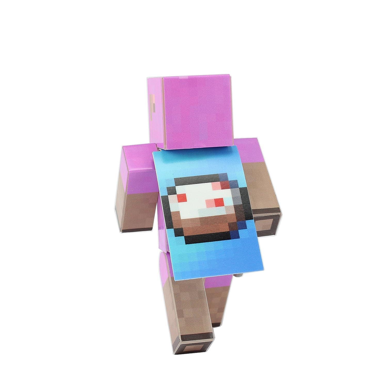 EnderToys Pink Sheep Action Figure Toy 4 Inch Custom Series Figurines