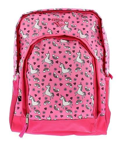 5d45b1182a95 Gola Unicorn Backpack Kids School Bag Pink Mid Pink - Pink Mid Pink ...