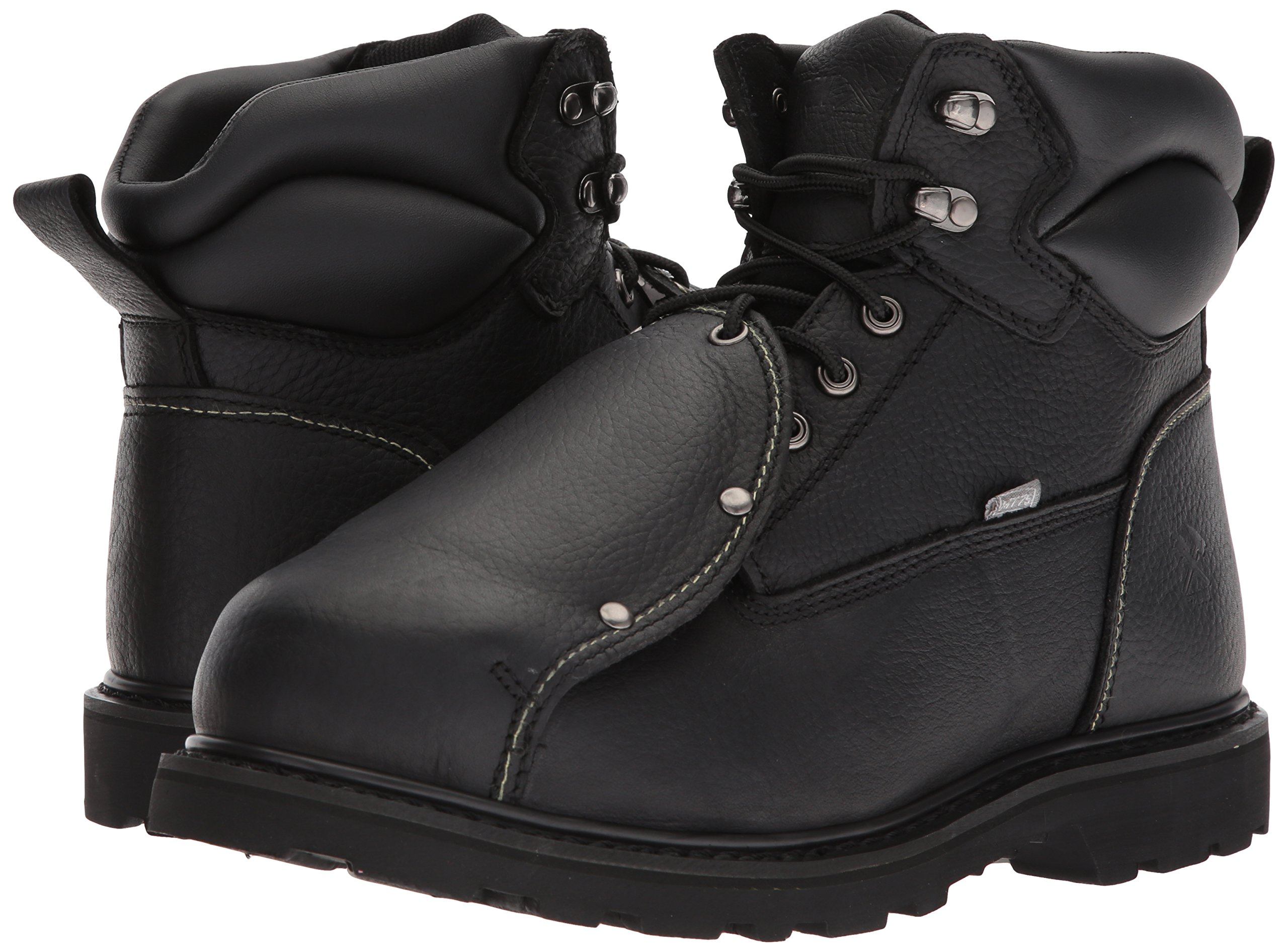 Iron Age Men's Ia5016 Ground Breaker Industrial and Construction Shoe, Black, 10.5 M US by Iron Age (Image #6)