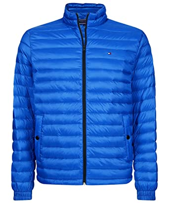 new product efdab 25db7 Tommy Hilfiger Packable Daunenjacke Light Weight mit Stehkragen