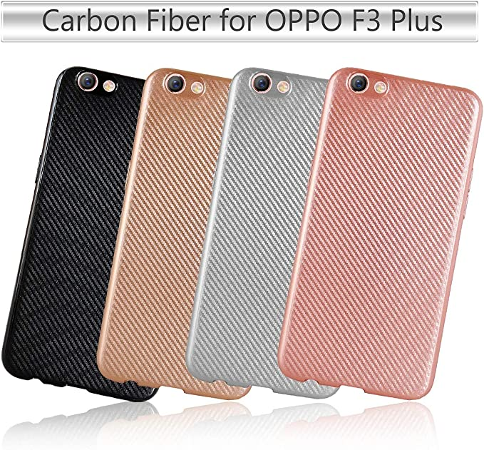 Lusenbo Case OPPO F3 Plus - Funda Blanda: Amazon.es: Electrónica