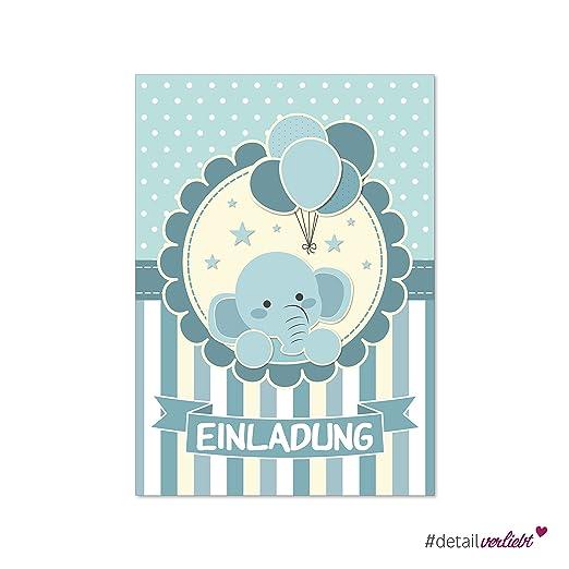 15 Niedliche Einladungskarten Im Praktischen Postkartenformat DIN A6,  Dv_174 U2013 Passend Für Den Nächsten Kindergeburtstag!   Kindergeburtstag,  Babys ...