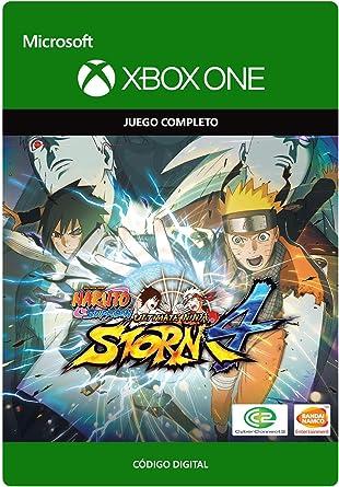 Naruto Ultimate Ninja Storm 4 | Xbox One - Código de descarga: Amazon.es: Videojuegos