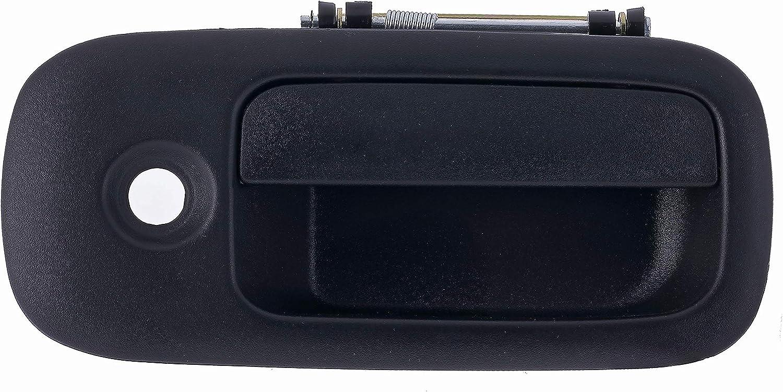 Dorman 96109 Passenger Side Hinged Door Front Exterior Door Handle for Select Chevrolet/GMC Models, Black