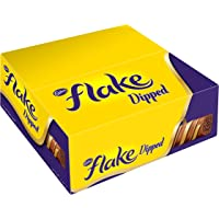 Cadbury Flake Dipped - 32g (Pack of 12)