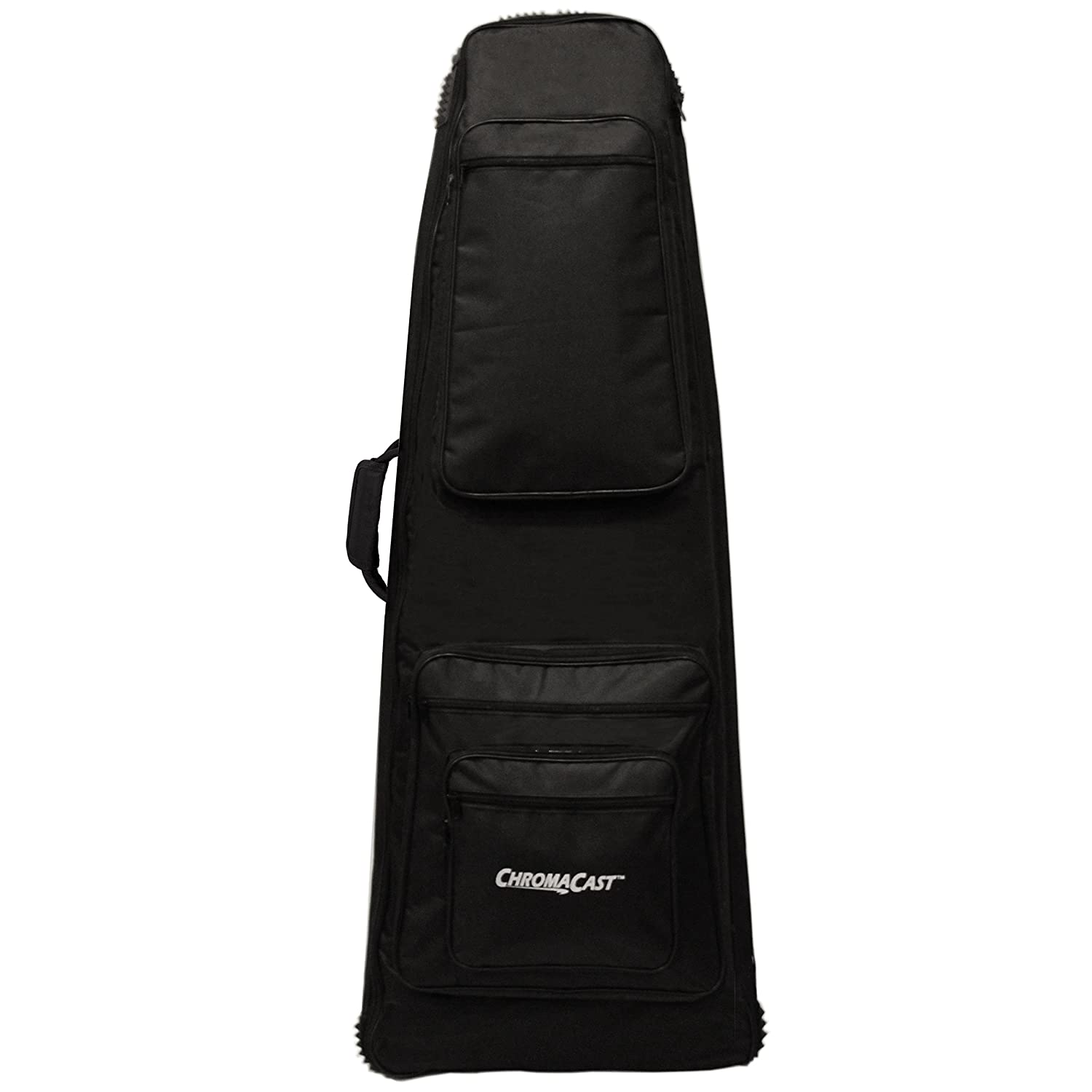 ChromaCast Electric Guitar Padded Gig Bag for Extreme Body Shapes CC-EXTPB-BAG