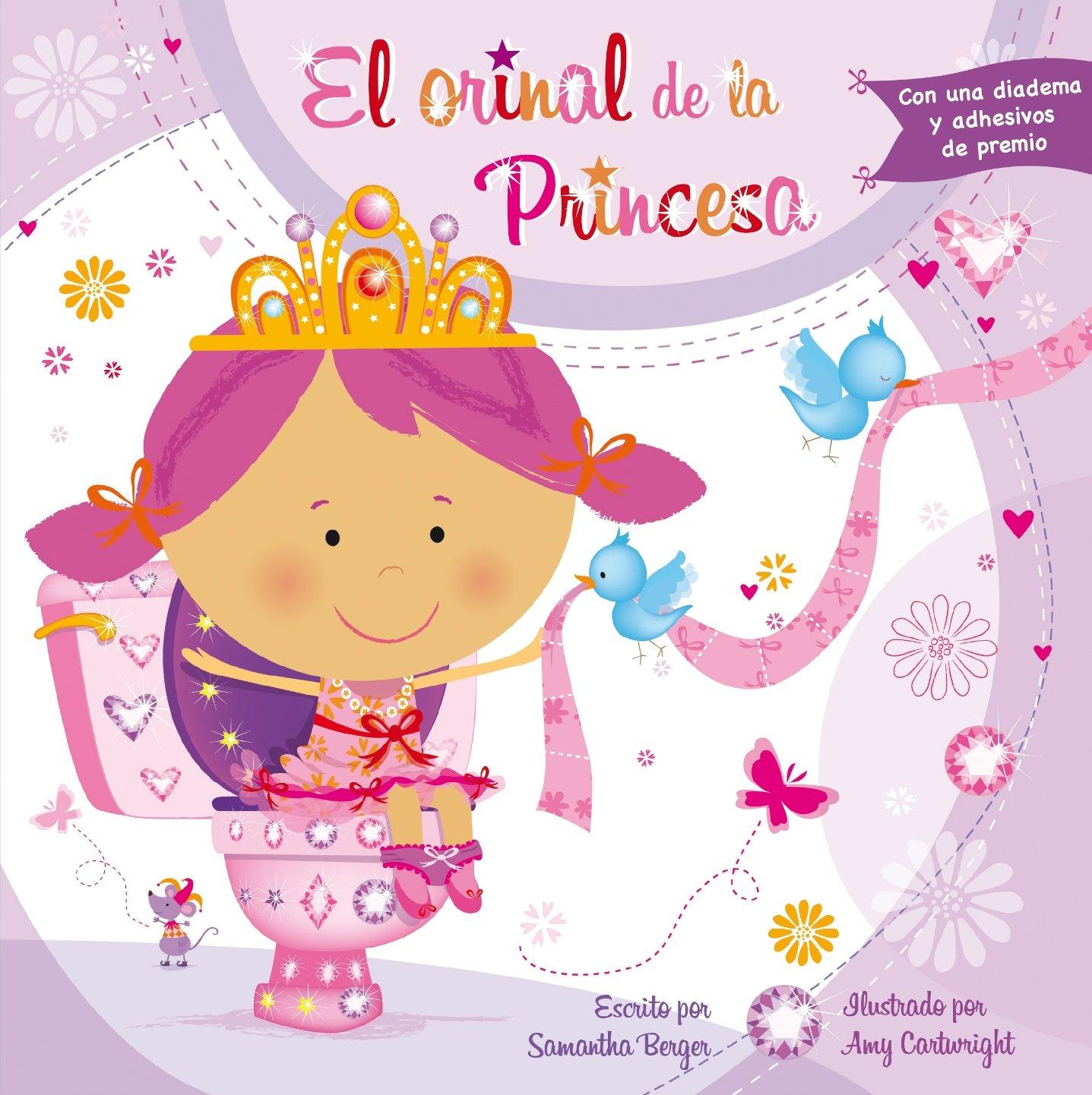 El orinal de la princesa (Spanish Edition) ebook