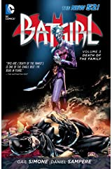 Batgirl (2011-2016) Vol. 3: Death of the Family (Batgirl(DC Comics-The New 52)) Kindle Edition