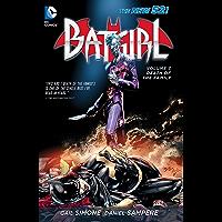 Batgirl (2011-2016) Vol. 3: Death of the Family (Batgirl(DC Comics-The New 52)) book cover