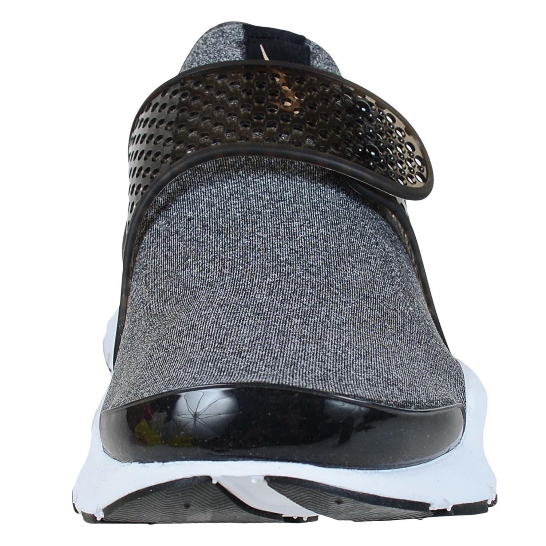 NIKE Womens Sock Dart Running Shoes B007HTBN5I 7.5 B(M) US|Grey