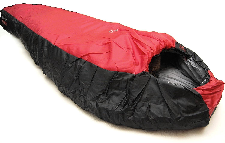 ALTUS OUTDOOR - pirin - Saco de dormir (tipo momia, certificado para hasta -9ºC): Amazon.es: Deportes y aire libre
